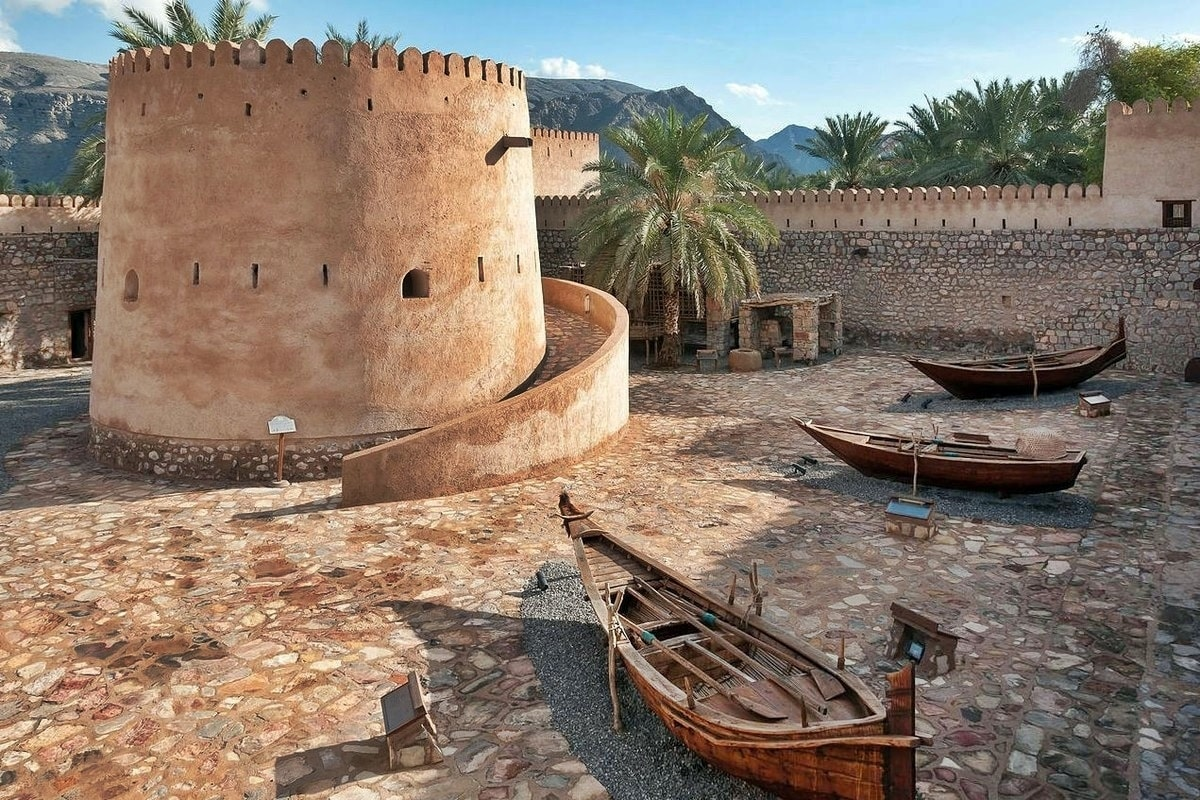 Khasab Tours From Muscat