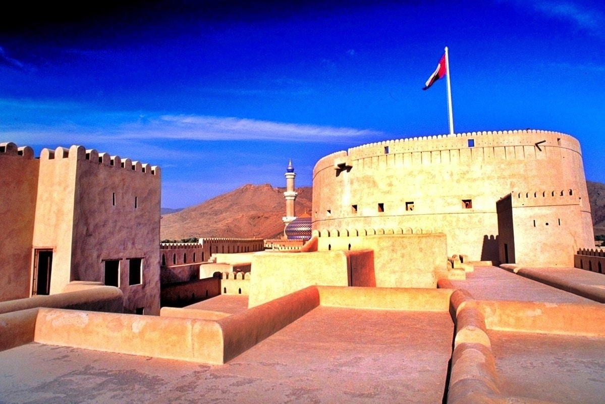 Medieval  Capital of Oman City Tour