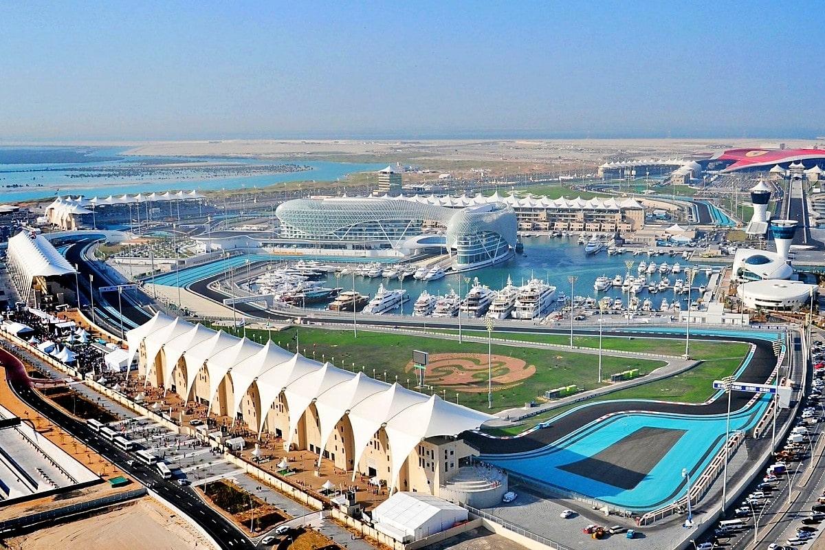 F1 Abu Dhabi 2021