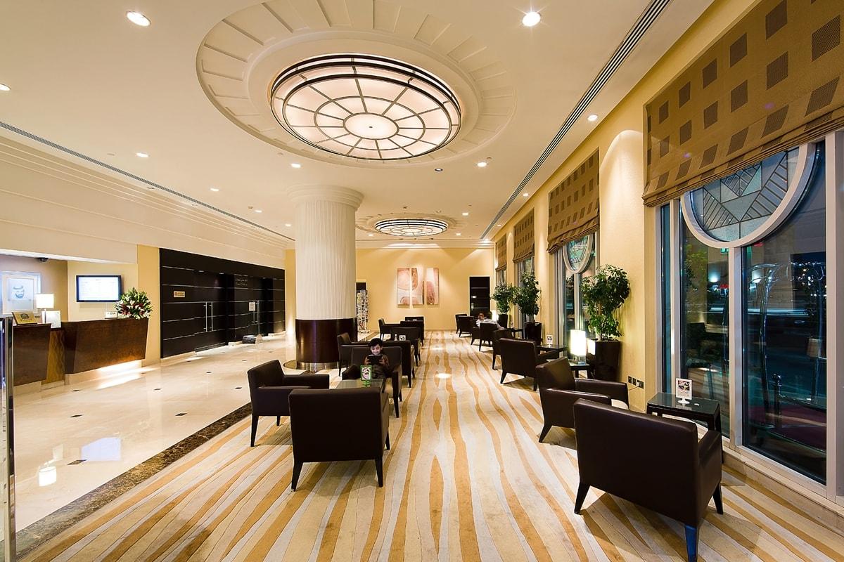 Przystanek dubaj hotel best western premier 4 for Recommended hotels in dubai