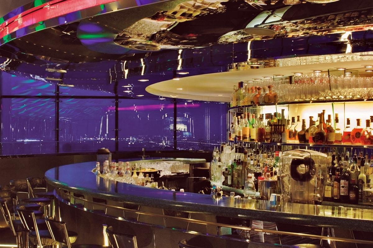 Burj al Arab Cocktail Skyview Bar - StopOverTrips.com